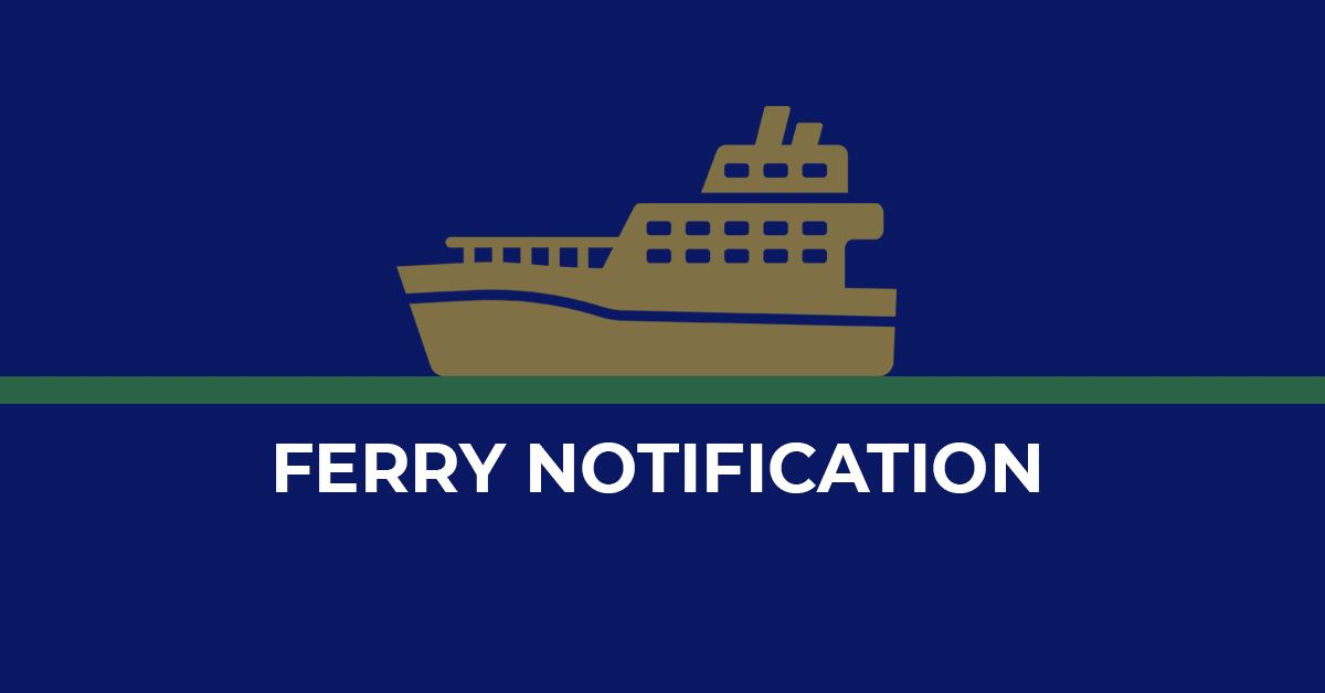 ferrynotification