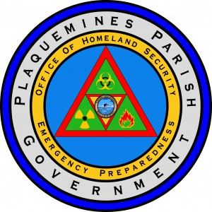 Plaquemines Parish Government Seal